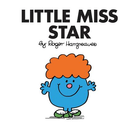 Little Miss Star (Little Miss Classic Library) - Roger Hargreaves
