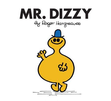 Mr. Dizzy (Mr. Men Classic Library) - Roger Hargreaves