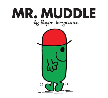 Mr. Muddle (Mr. Men Classic Library) - Roger Hargreaves