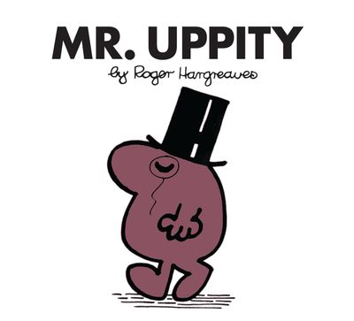 Mr. Snooty (Mr. Men Classic Library) - Roger Hargreaves