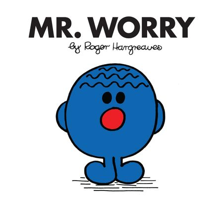 Mr. Worry (Mr. Men Classic Library) - Roger Hargreaves