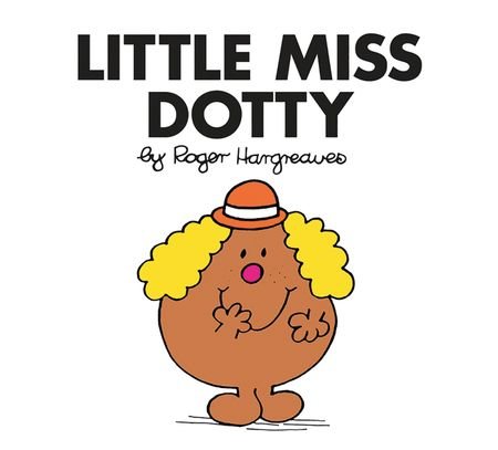 Little Miss Dotty (Little Miss Classic Library) - Roger Hargreaves