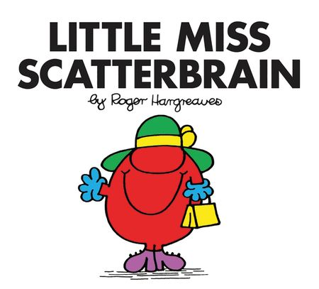 Little Miss Scatterbrain (Little Miss Classic Library) - Roger Hargreaves