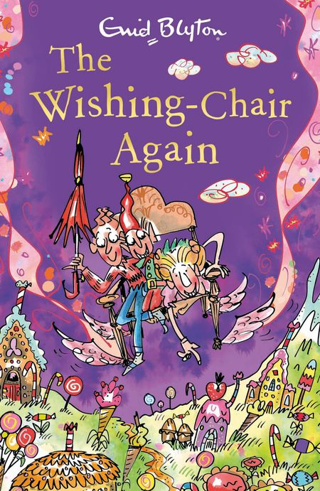 The Wishing-Chair Again (The Wishing-Chair Series) - Enid Blyton