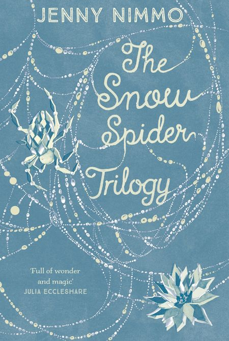 The Snow Spider Trilogy - Jenny Nimmo