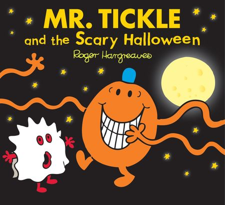Mr. Tickle and the Scary Halloween (Mr. Men & Little Miss Celebrations) - Adam Hargreaves