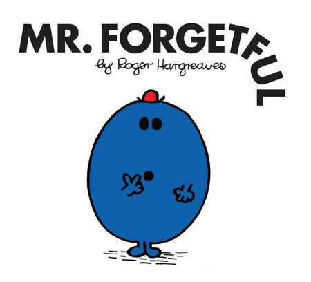 Mr. Forgetful (Mr. Men Classic Library) - Roger Hargreaves