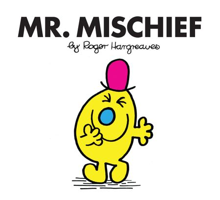 Mr. Mischief (Mr. Men Classic Library) - Roger Hargreaves