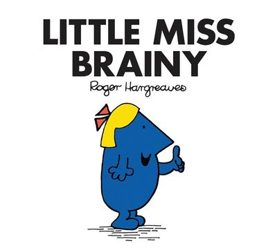 Little Miss Brainy (Little Miss Classic Library) - Roger Hargreaves