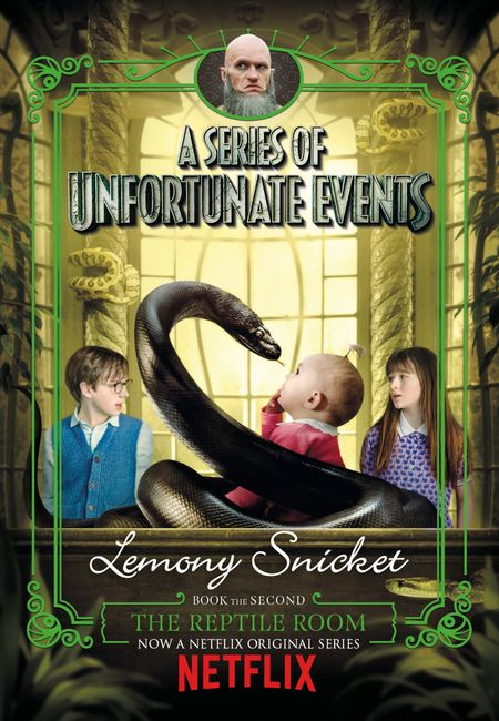The Reptile Room (A Series of Unfortunate Events) - Lemony Snicket
