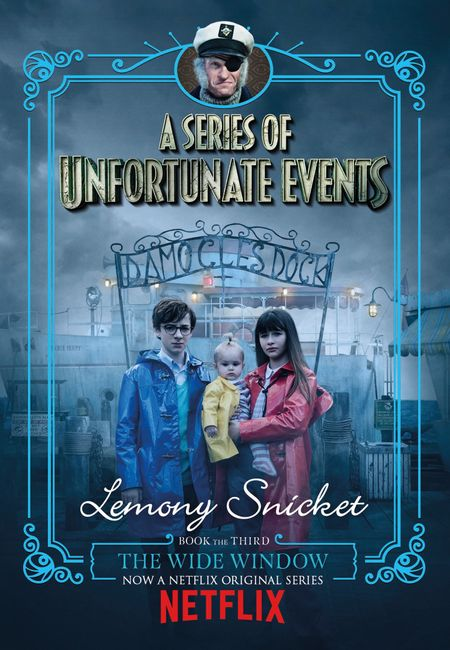 The Wide Window (A Series of Unfortunate Events) - Lemony Snicket