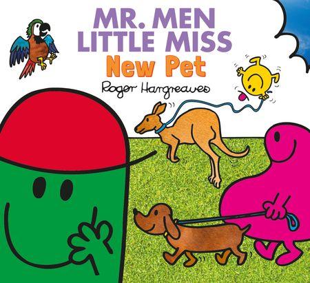 Mr. Men New Pet (Mr. Men & Little Miss Everyday) - Adam Hargreaves