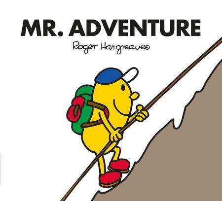 Mr. Adventure - Adam Hargreaves