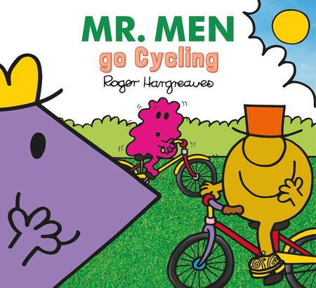 Mr. Men go Cycling - Adam Hargreaves