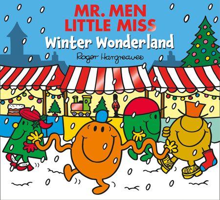 Mr Men: Winter Wonderland - Adam Hargreaves