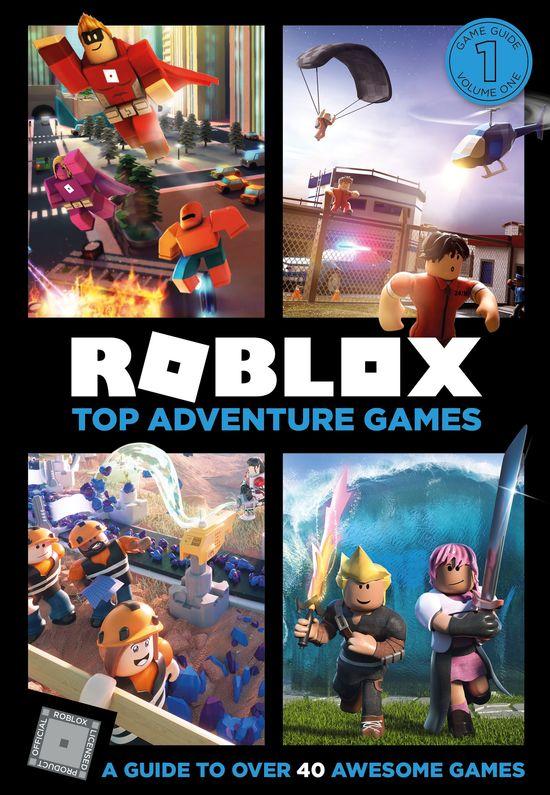 Roblox Top Adventure Games - Egmont Publishing UK