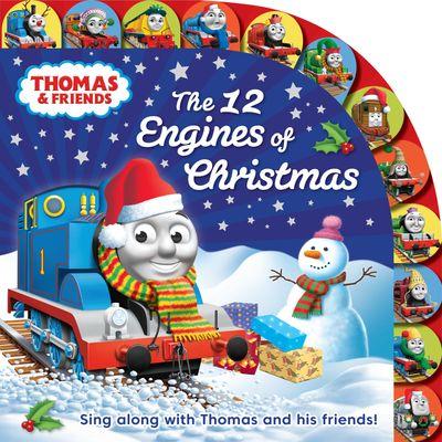Thomas & Friends: The 12 Engines of Christmas - Egmont Publishing UK