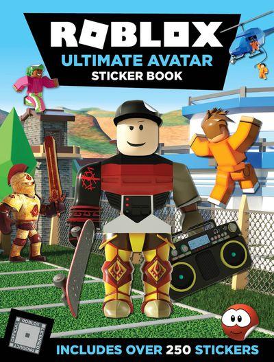 Roblox Ultimate Avatar Sticker Book - Egmont Publishing UK