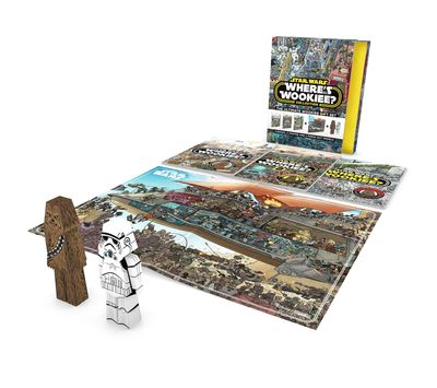 Star Wars Where's the Wookiee Collection: Gift Box - Egmont Publishing UK