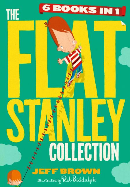 The Flat Stanley Collection - Jeff Brown