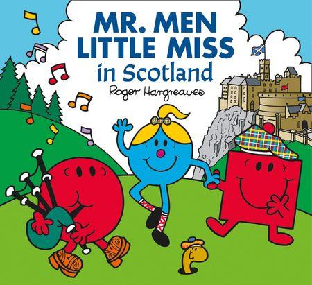 Mr. Men in Scotland (Mr. Men & Little Miss Celebrations) - Adam Hargreaves