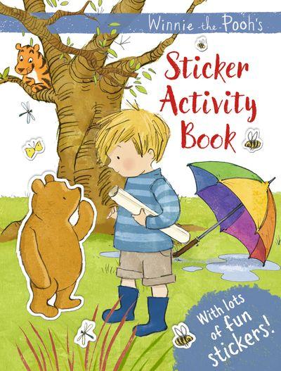 Winnie-the-Pooh's Sticker Activity Book - DISNEY PUBLISHING WORLDWIDE