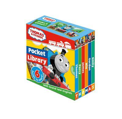 Thomas & Friends: Pocket Library - Egmont Publishing UK