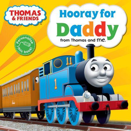 Thomas & Friends: Hooray for Daddy - Rev. W. Awdry