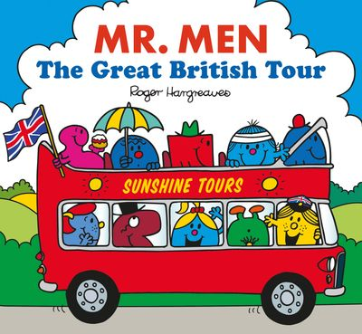 Mr. Men: The Great British Tour (Mr. Men and Little Miss Picture Books) -