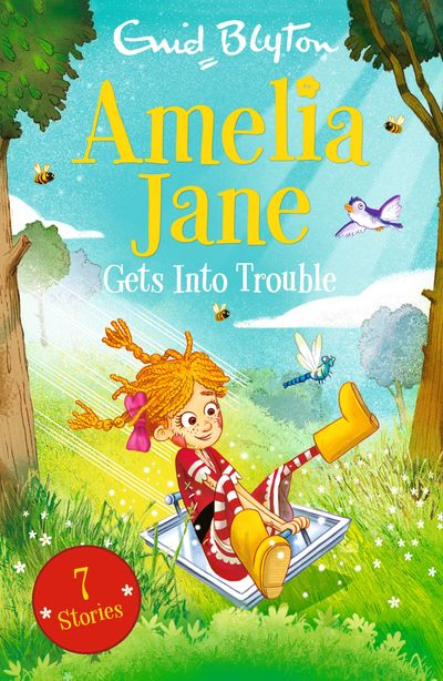 Amelia Jane Gets into Trouble (Amelia Jane) - Enid Blyton