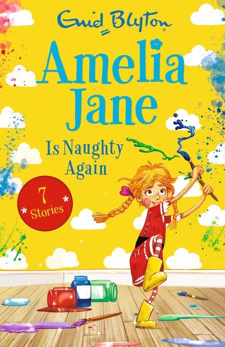 Amelia Jane is Naughty Again (Amelia Jane) - Enid Blyton