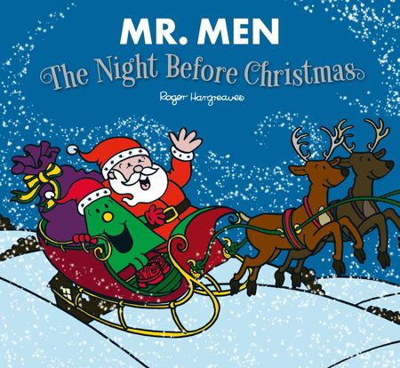 Mr. Men: The Night Before Christmas - Roger Hargreaves