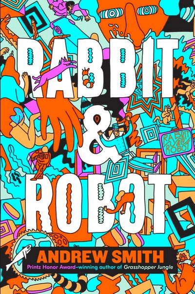 Rabbit and Robot - Andrew Smith