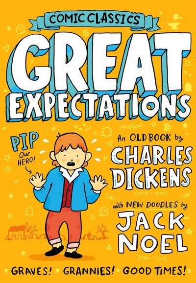 Comic Classics: Great Expectations (Comic Classics) - Jack Noel, Illustrated by Jack Noel
