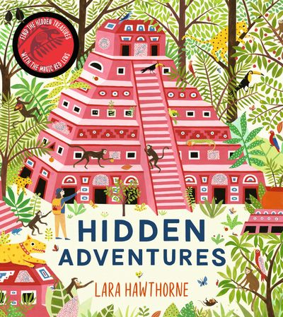 Hidden Adventures - Lara Hawthorne