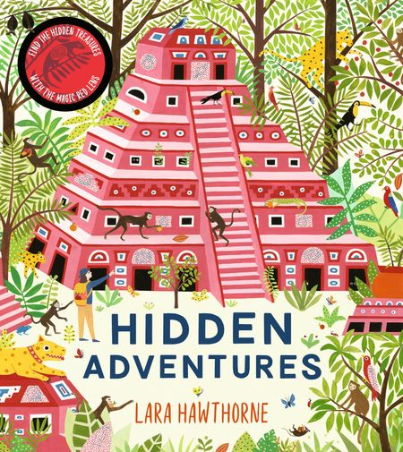 Hidden Adventures - Lara Hawthorne