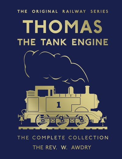 Thomas the Tank Engine: Complete Collection 75th Anniversary Edition (Classic Thomas the Tank Engine) - Rev. W. Awdry