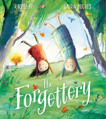 The Forgettery - Rachel Ip