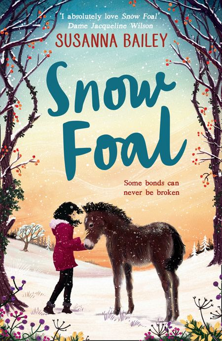 Snow Foal - Susanna Bailey