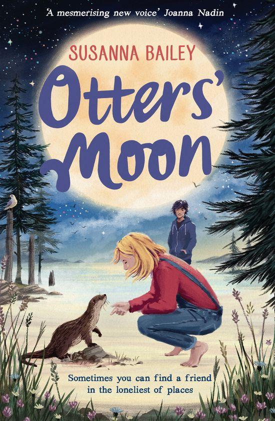 Otters' Moon - Susanna Bailey