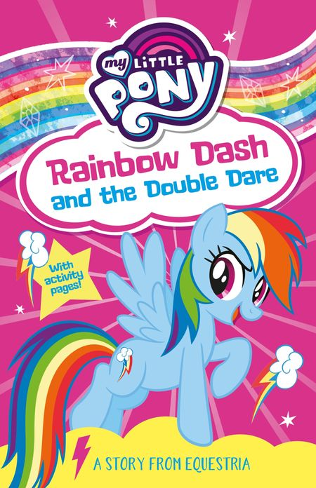 My Little Pony: Rainbow Dash and the Double Dare - G. M. Berrow