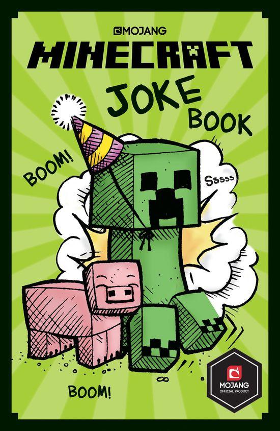 Minecraft Joke Book - Mojang AB