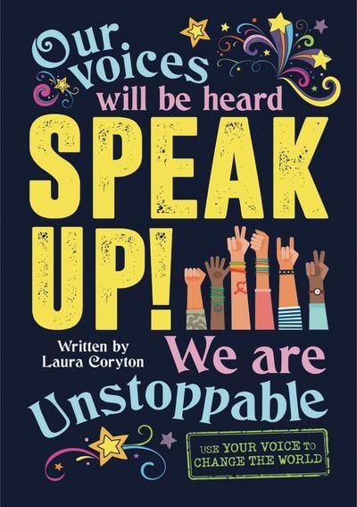 Speak Up! - Laura Coryton