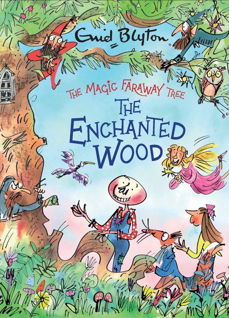 The Enchanted Wood Gift Edition (The Magic Faraway Tree) - Enid Blyton