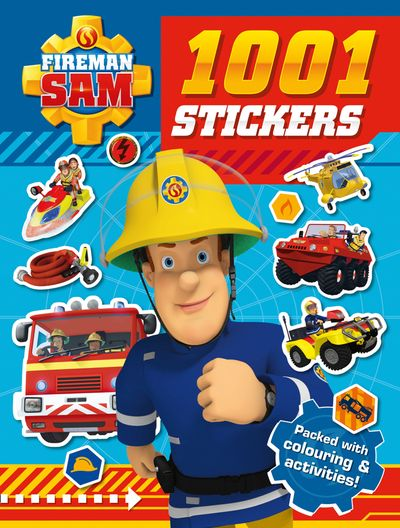Fireman Sam: 1001 Stickers - Egmont Publishing UK