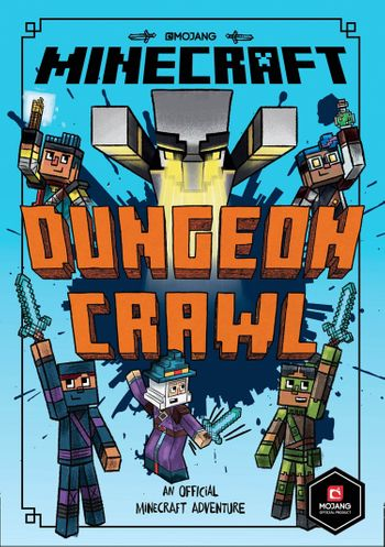 Minecraft: Dungeon Crawl (Woodsword Chronicles #5) (Woodsword Chronicles) - Nick Eliopulos