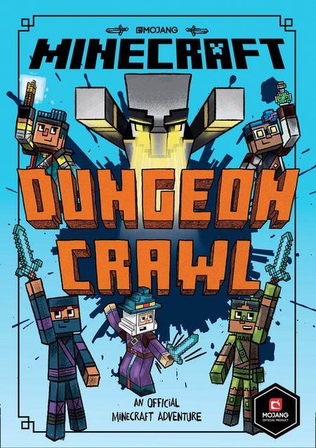 Minecraft: Dungeon Crawl (Woodsword Chronicles #5) (Woodsword Chronicles) - Nick Eliopulos