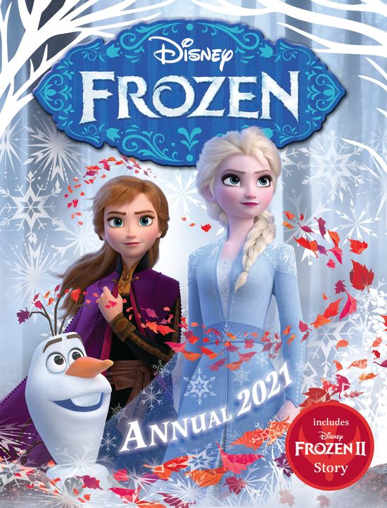 Disney Frozen Annual 2021 - Egmont Publishing UK