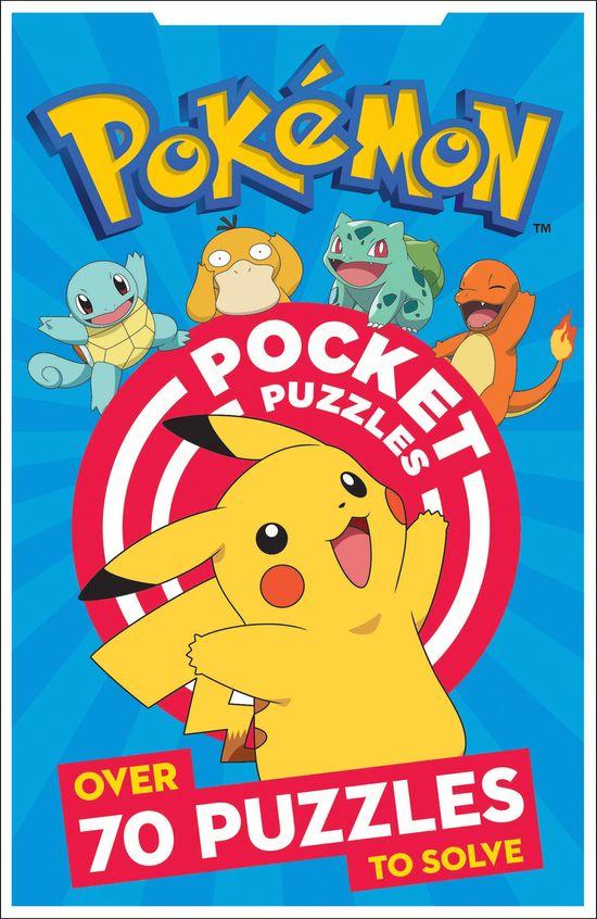 Pokemon Pocket Puzzles - Egmont Publishing UK