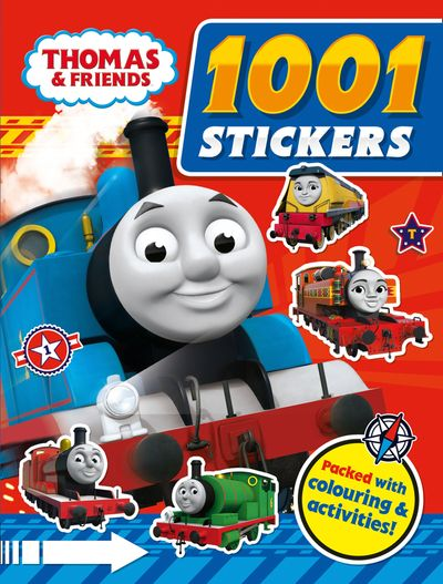 Thomas and Friends: 1001 Stickers - Egmont Publishing UK